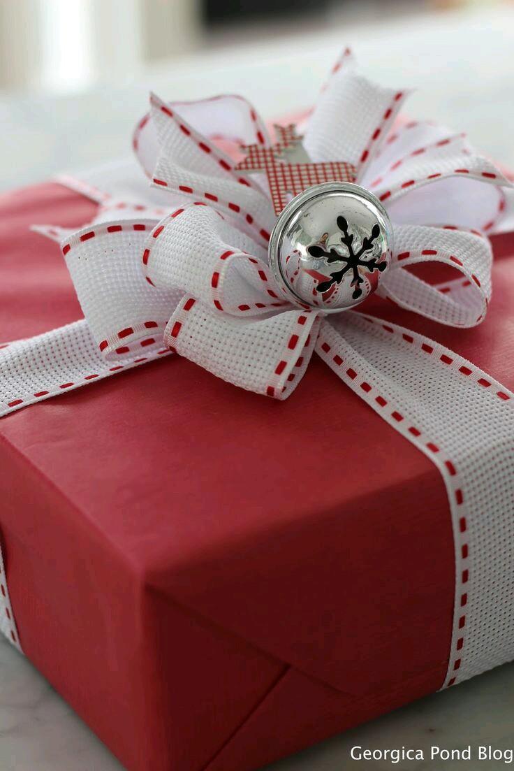 M s y m s manualidades ideas con papel liso para envolver - Ideas para envolver regalos navidenos ...