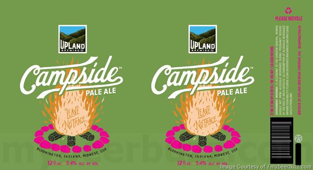 Upland Campside Pale Ale
