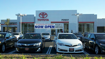 Toyota of Poway Sales and Service Center