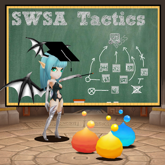 SWSA Tactics 01: RNG Woes, Candy Collecting, Awakening DECREASES Stats?