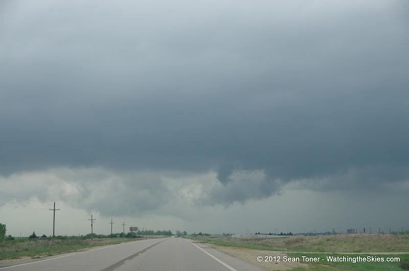 04-14-12 Oklahoma & Kansas Storm Chase - High Risk - IMGP0408.JPG