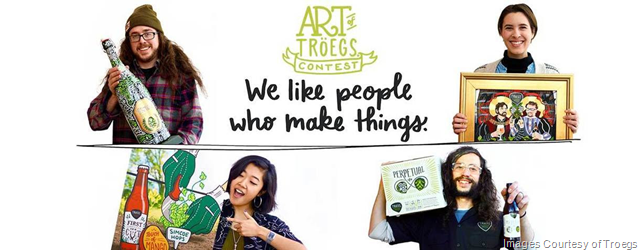 Tröegs Reveals Art of Tröegs 2018 Contest Winners