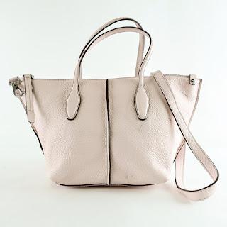 Tod's Pink Handbag/Crossbody Bag