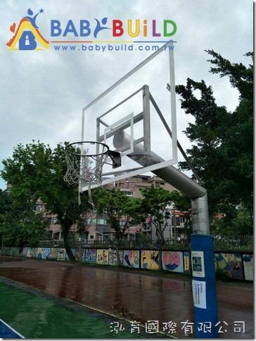 BabyBuild 壓克力籃板更換
