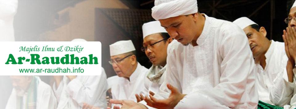Majelis Ar-Raudhah Solo - Habib Novel bin Muhammad Alaydrus