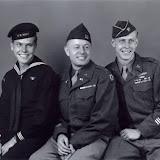 Jim Coates, Proctor George Coates, Harold Proctor Coates