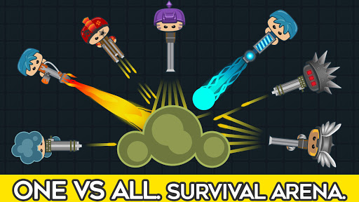 Mobg.io Survive Battle Royale 1.6 {cheat|hack|gameplay|apk mod|resources generator} 3