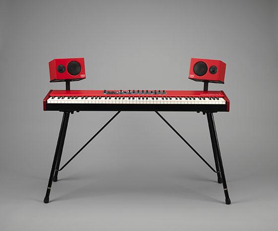 NPM Bracket Mount plus Keyboard Stand 560