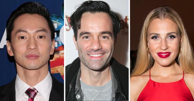 Ramin Karimloo, Michael K Lee y Celinde Schoenmaker liderarán Jesucristo Superstar en Japón