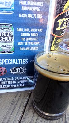 Ten Fidy by Oskar Blues Brewery