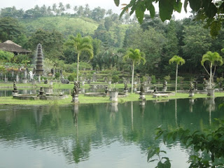Tirta Gangga - Bali Water Garden Palace Karangasem East Bali Holidays, Tours, Attractions