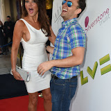 OIC - ENTSIMAGES.COM - Lizzie Cundy and Johny Pach at the London Rocks 2015 in London 11th June 2015  Photo Mobis Photos/OIC 0203 174 1069