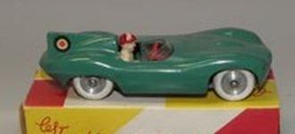 Jaguar D première solido