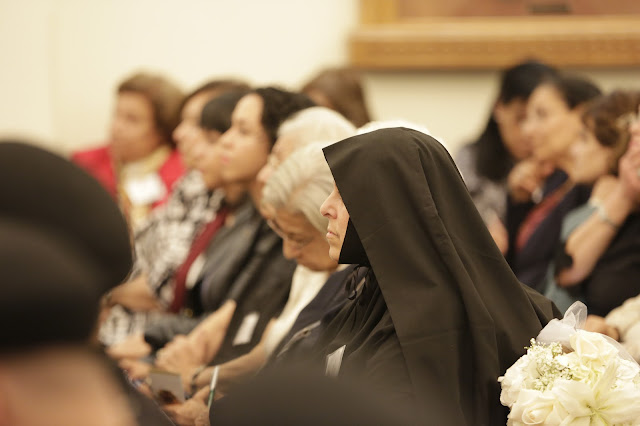 His Holiness Pope Tawadros II visit to St. Mark LA - _09A9216.JPG