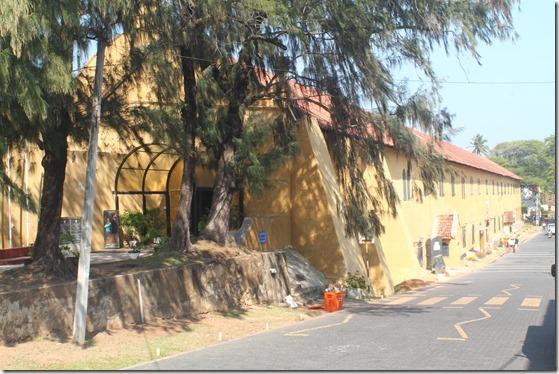 Форт Галле, музей
