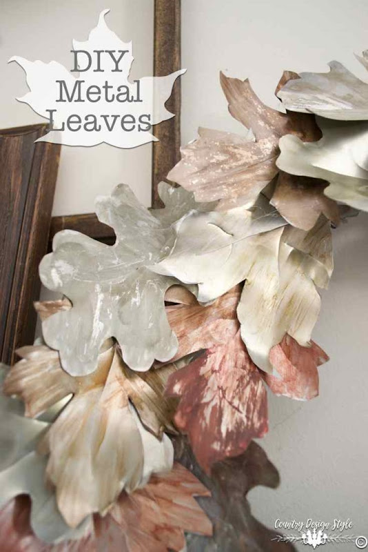 DIY-Metal-Leaves-to-Pin-Country-Design-Style-countrydesignstyle.com_