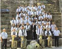 O povo de Cambres- (Lamego) ao rubro pela Banda Filarmónica de S.Cipriano Velha - Resende e a Banda Marcial de Cambres