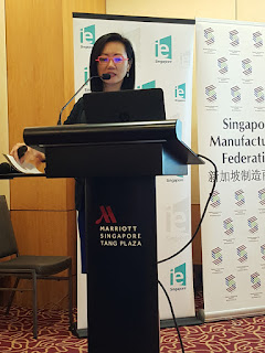 Ting Siew Mui, Project Director, Lifestyle Events, Singapore Exhibition Services.