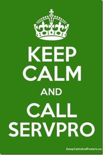 call servepro stay calm