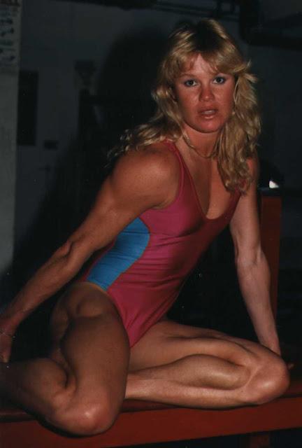Wendy Jeal best calves
