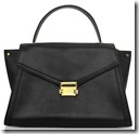 Michael Kors Leather Whitney Satchel - mini version also