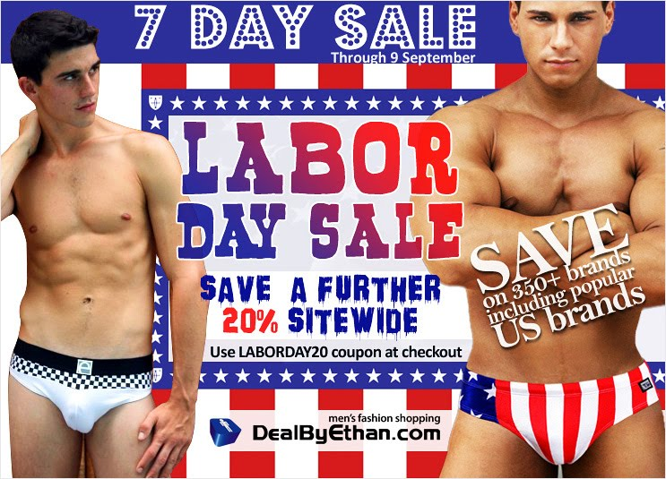 Deal By Ethan 7-Day Labor Day Sale