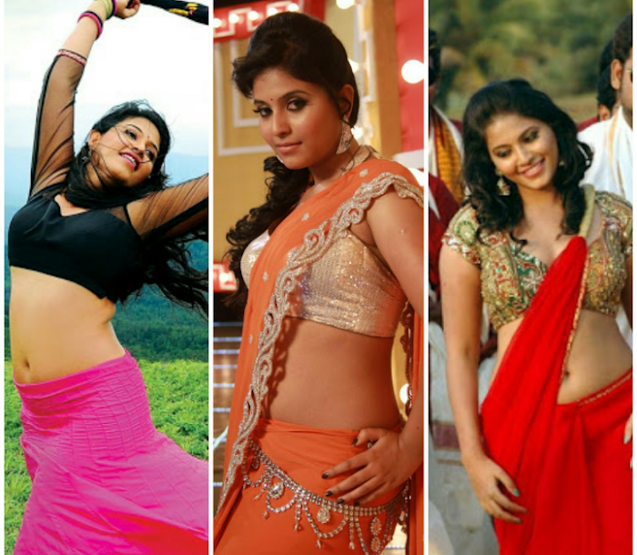 Actress Anjali Sexy Hot Photos In Saree(Half-Saree)Stills-Best 50+ Beautiful HD Pictures|All in One Compilation