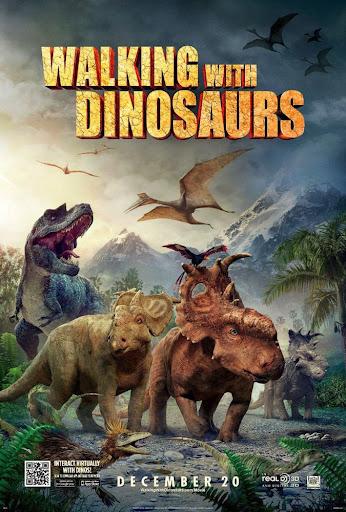Περπατώντας με τους Δεινοσαύρους Walking With Dinosaurs Wallpaper Poster