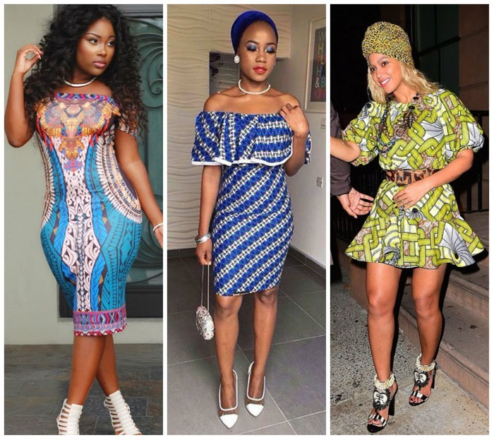 latest short ankara gown styles (6)