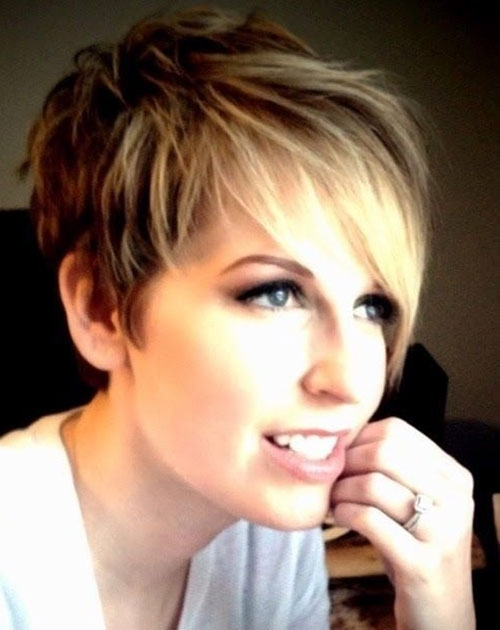 Fashionable Short Choppy Pixie Cut 2016 Fashionte