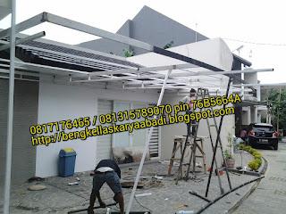 canopy minimalis alderon