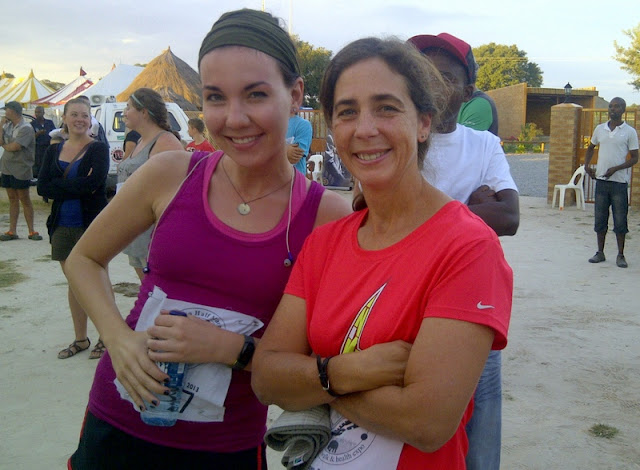 PCV Chelsea and Tricia (wife of CD)