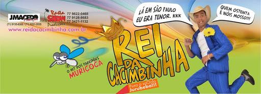 CD Rei da Cacimbinha - Vol.2 - Repertorio Novo 2015