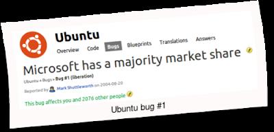 Mark Shuttleworth cierra el 'bug #1′ de Ubuntu, Windows ya no es el objetivo
