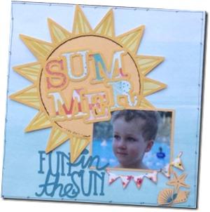 summer fun in the sun