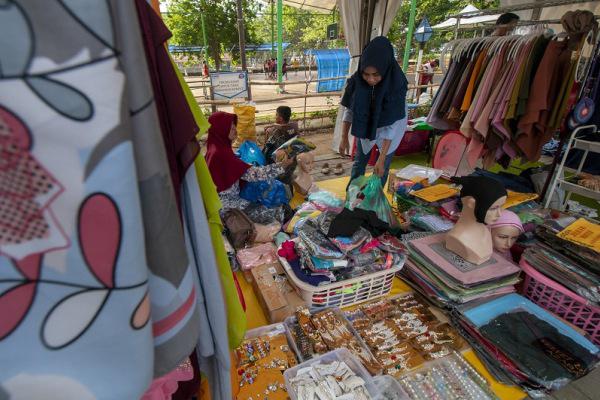 Keluarkan SE, Bupati Balangan Prioritaskan Pembelian Produk UMKM dan Pedagang Pasar Lokal