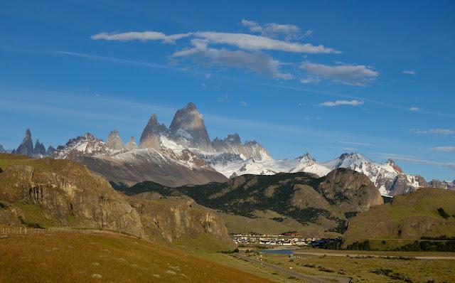 Fiz Roy & Cerro Torre - El Chaltén (Argentinien)