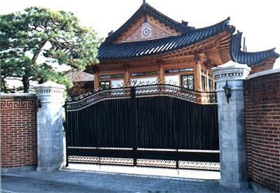 Seoul wealthy house