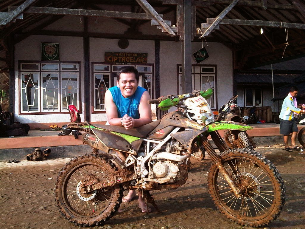 Klx 150 Modifikasi Adventure
