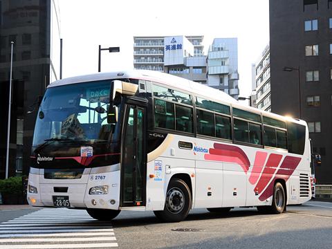 西日本鉄道「ひのくに号」 2676