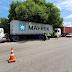 30 veículos pesados são autuados na avenida Rodrigo Otávio