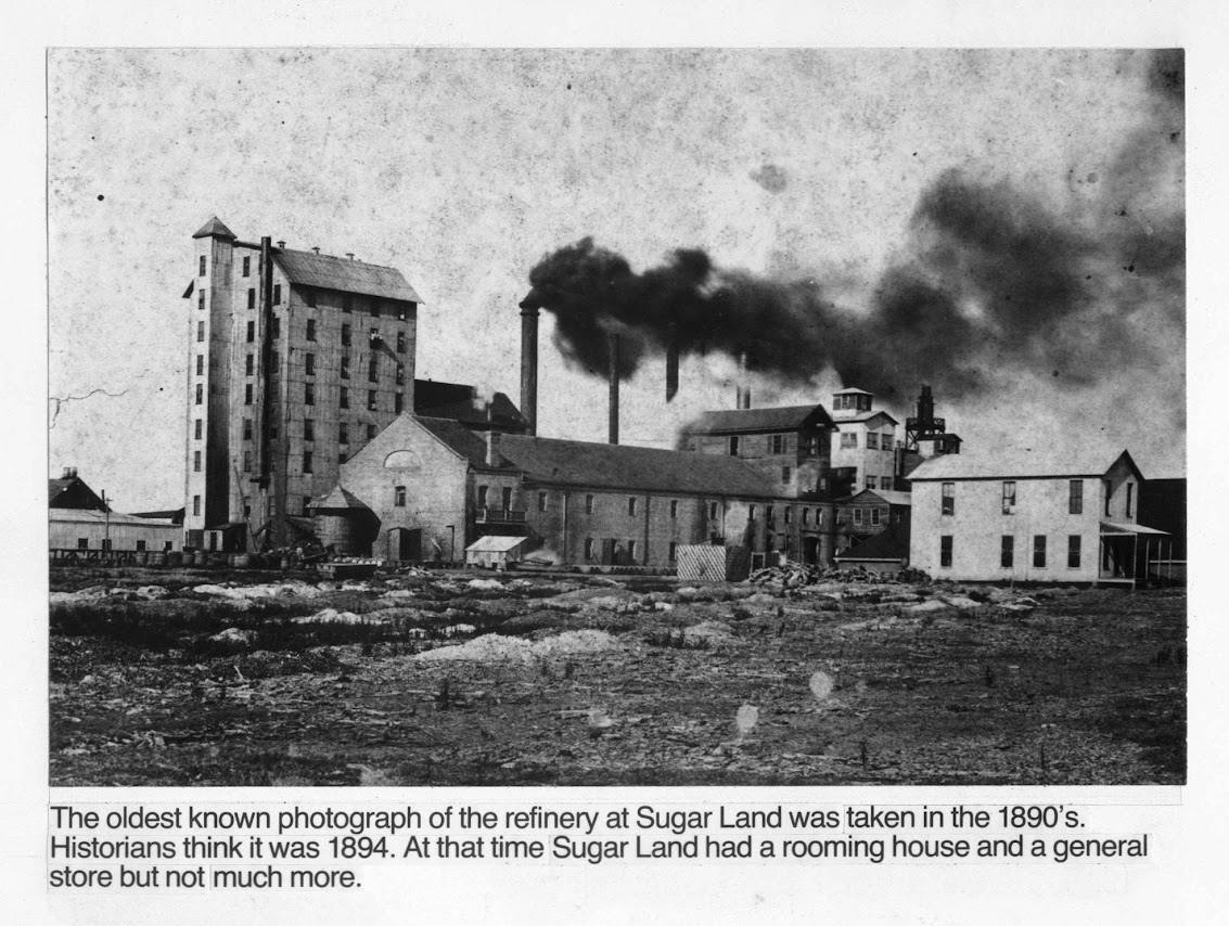 Images of Very Old Sugar Land