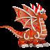 Dragón Jenjimán | Gingerbread Dragon