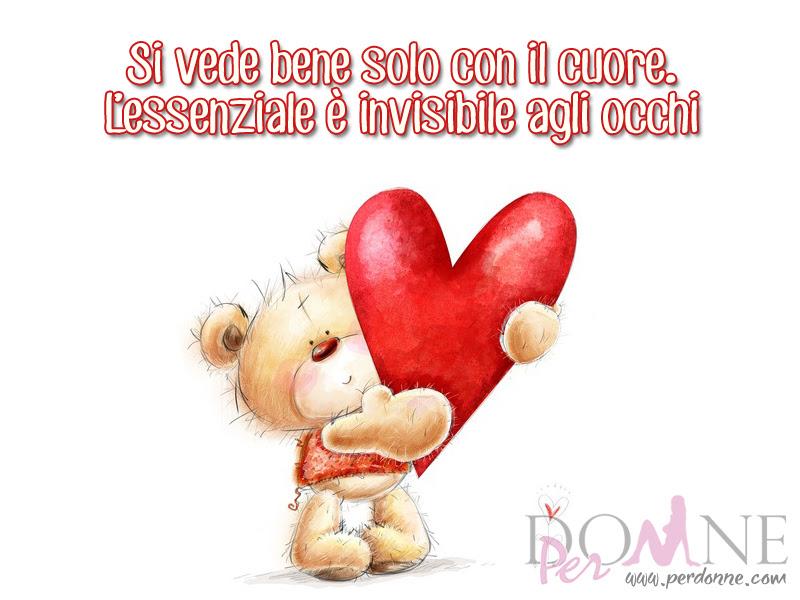 Bien-aimé Frasi d'amore | PerDonne YX79