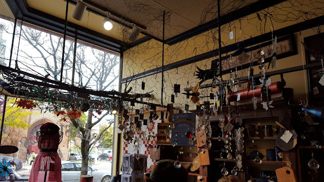 Treasures, one of the stops on Savour Stratford's Pumpkin Trail