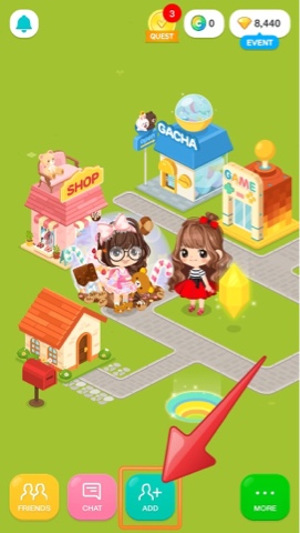 How to get free gems in line play michelle anns blog click invite in top menu tab tap the invitation code to copy and share with friends you will receive 5000 gems for each friend that will enter your stopboris Gallery