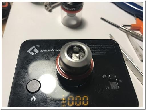 IMG 5996 thumb - 【味の濃いRTA】Youde UD Zephyrus V3(ゼフィルスV3)クリアロマイザーレビュー!RBAユニット付属でコスパ最強のクリアロマイザー!しかもこいつ、味濃厚かつ爆煙OKな最高の一品だったんです【最強じゃね?】