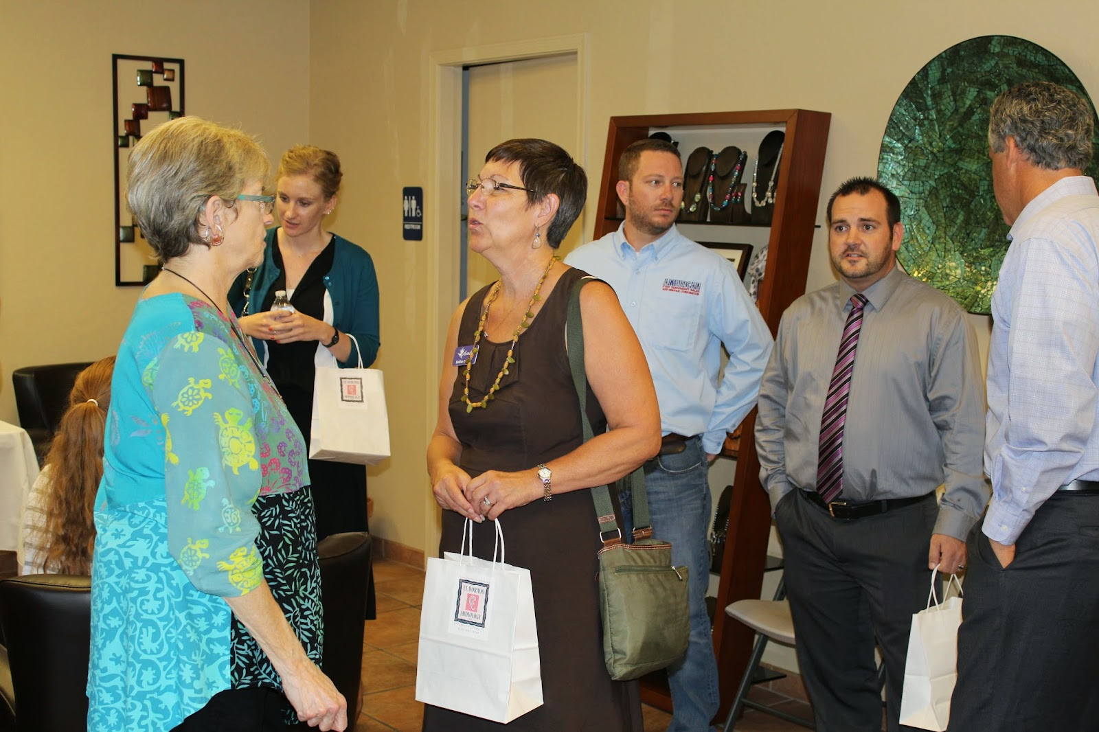 August Chamber XChange at El Dorado Audiology