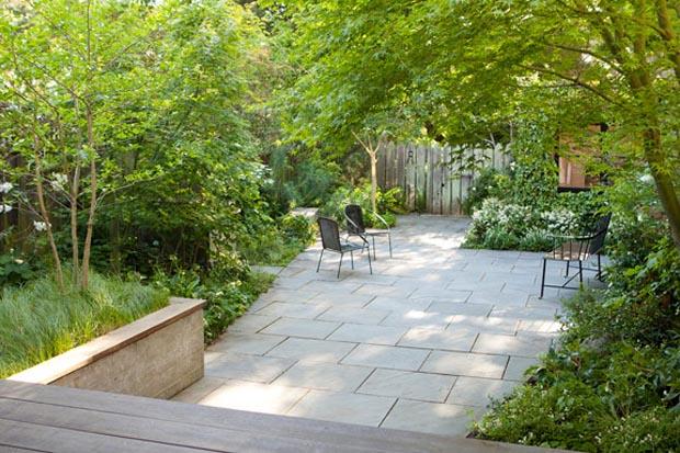 Parkside Garden by Scott Lewis Landscape Architecture