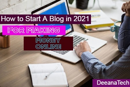 Blog Writing in 2021: Make Money from Blogging